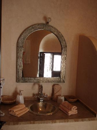 Riad ALAMANDA : Bathroom