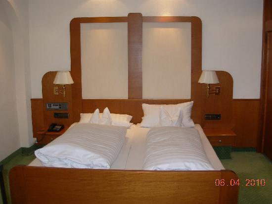 Hotel Thomahof: Chambre