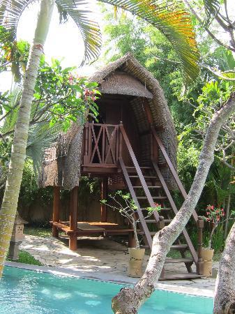 Your Very Own Balinese Tree House Picture Of Mutiara Bali Boutique Resort Villas Seminyak Tripadvisor