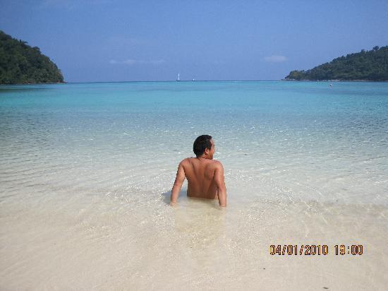 อุทยานแห่งชาติหมู่เกาะสุรินทร์: Paradise found...