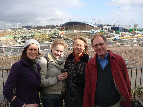 Gren Tours: The London 2012 Olympic Site