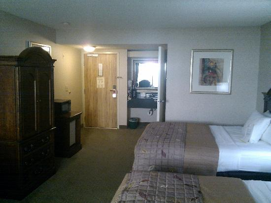 La Quinta Inn & Suites Oakland - Hayward: Room 206