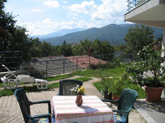 Gespanschaft Primorje-Gorski Kotar, Kroatien: apartment 5 teracce