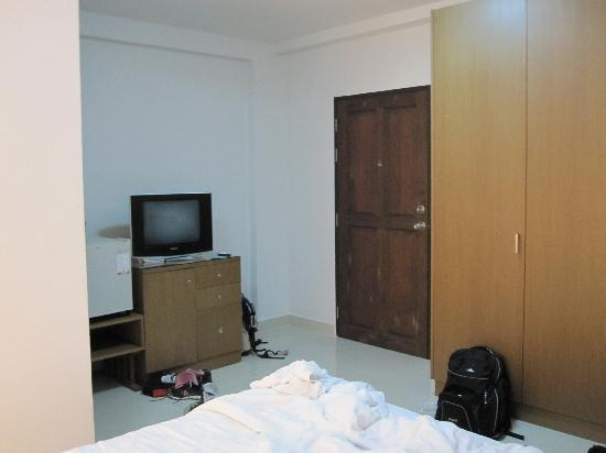 The Ivory Suvarnabhumi Bangkok : room at ivory