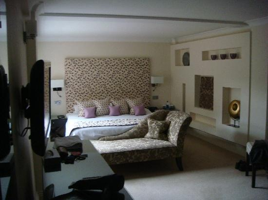 Beaufort House: Roomy Bedrooms!