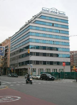 Abba Sants Hotel Barcelona Spain