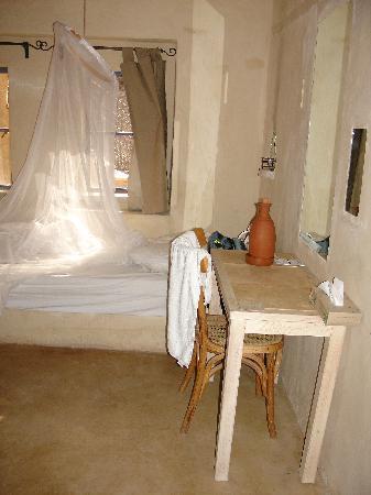 Feynan Ecolodge: Room