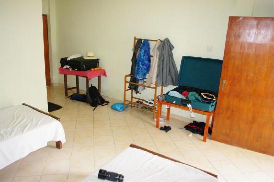 Mirissa Beach Inn : The storage $35 a/c room