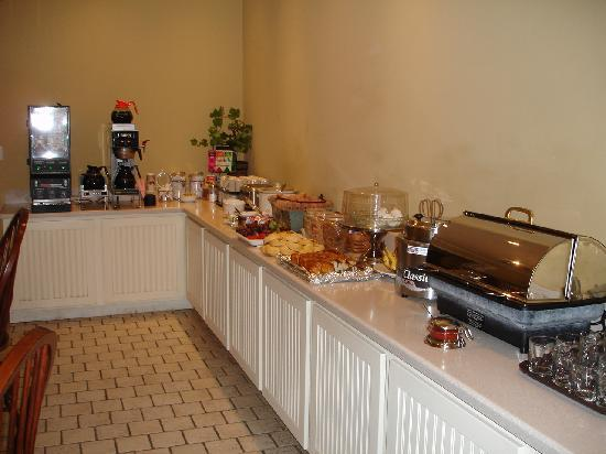 Selinsgrove Inn: Breakfast Buffet