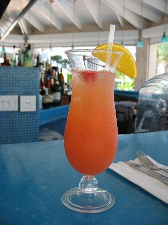 Seven Stars Resort & Spa: Delicious rum punch