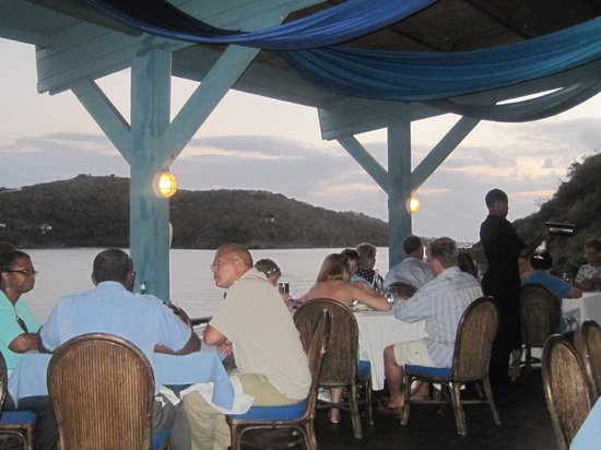 Oceana : View from our table
