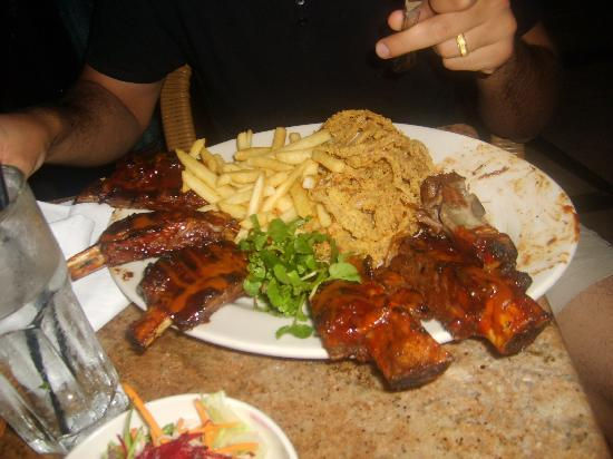 The Cheesecake Factory: BEEF RIBS!!!