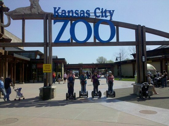 Segway Experience of Kansas City