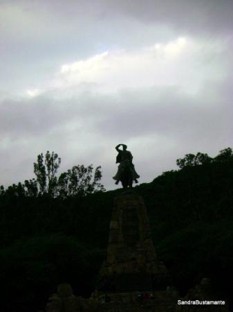 Monumento a Guemes,Salta, Argentina