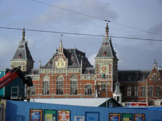 Bilde fra Centraal Station