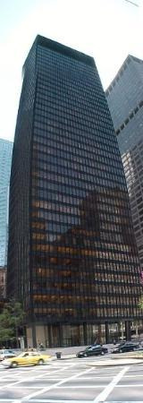 New York City, NY: Mies ... un po' incollato male....