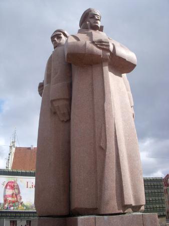 Riga Town Hall Square ภาพถ่าย