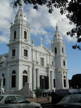Cathedral of our Lady of Guadeloupe