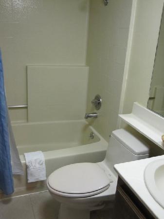 Heritage Inn & Suites: Bad
