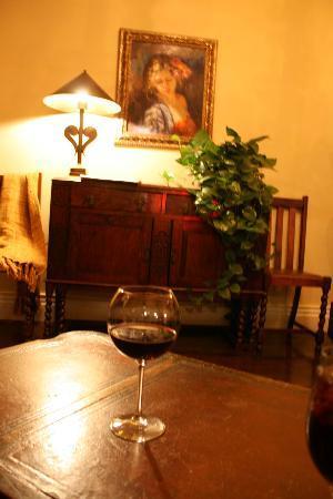 Dickson Street Inn: Wine