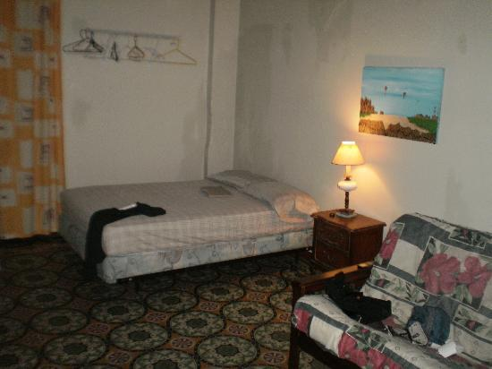 Castro Guest House Old San Juan : The best room...#7 I think. Upstairs w/balcony