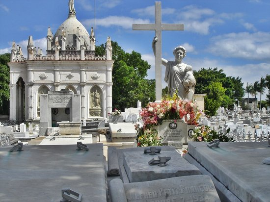Christopher Columbus Cemetery (Cemetario de Colon)