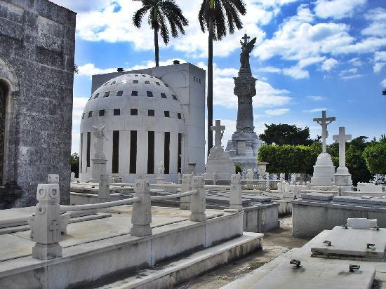 Christopher Columbus Cemetery (Cemetario de Colon): Cementerio Colon