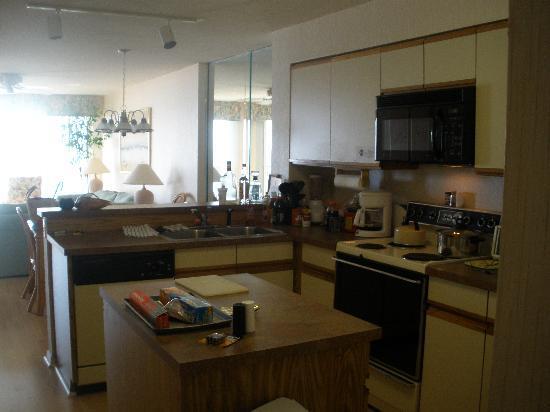 Pinnacle: kitchen