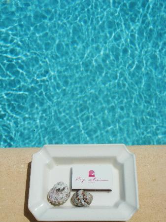 Cap Maison: Suite pool