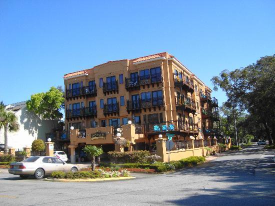 Ocean Inn and Suites: Hotel