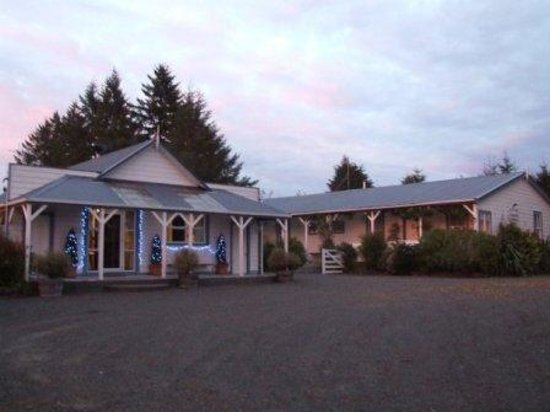 Tongariro Crossing Lodge: Colonial style boutique lodge