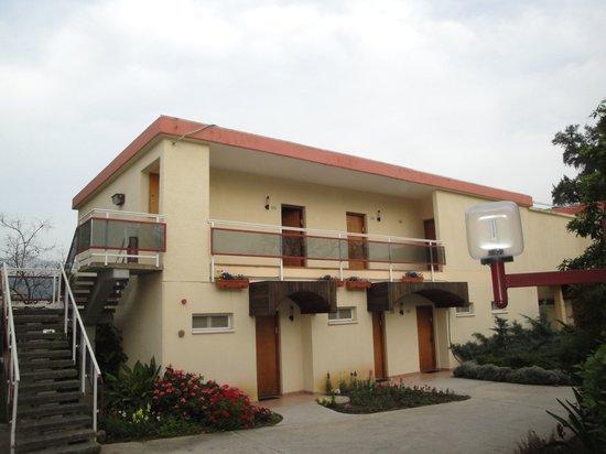 Pastoral Hotel - Kfar Blum: Our Room on 2nd Floor