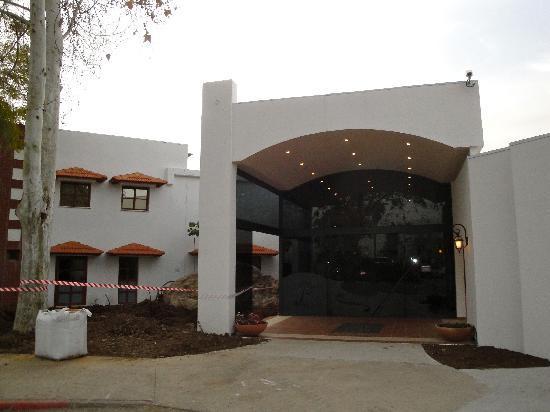 Pastoral Hotel - Kfar Blum: Front Enterance
