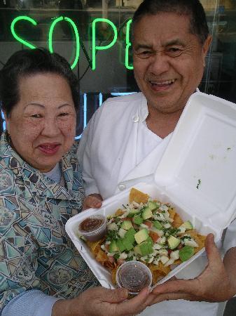 La Abuelita Californain Homemade Mexican Food