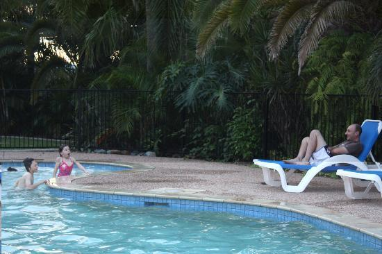 NRMA Treasure Island Holiday Park: GREAT POOLS.