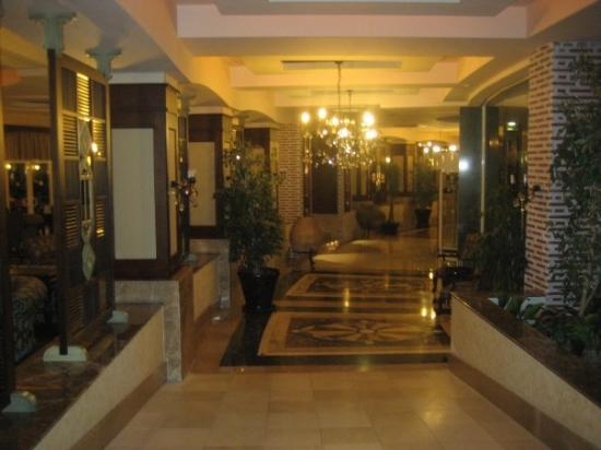 Oleander Hotel : Kumköy, Turkije