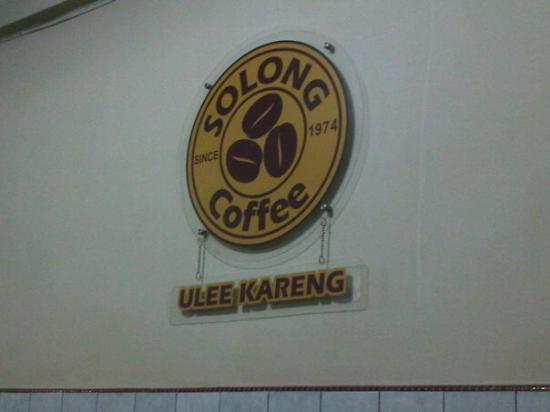Banda Aceh, Indonésie : One of the best coffee shops :-)
