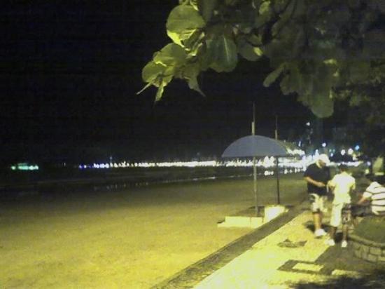 Noche En La Playa De Camboriu Brasil Picture Of