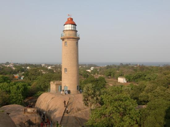 ‪Mamallapuram Lighthouse‬