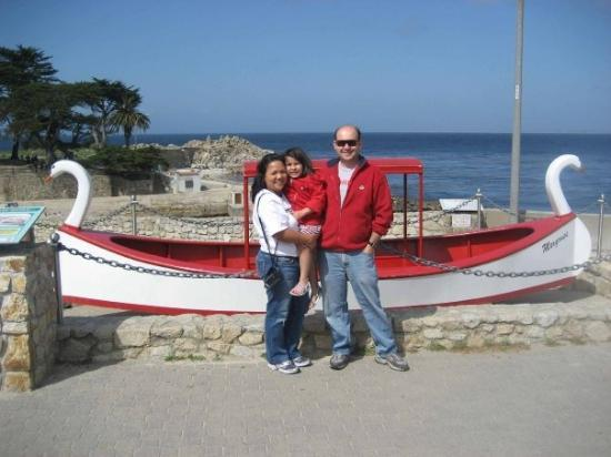Pacific Grove, CA: Lovers Point