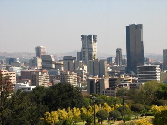 Πραιτώρια, Νότια Αφρική: Pretoria