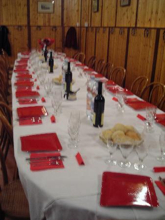 Senago, Itália: pranzo tesi laurea