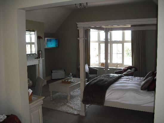 Sandwich, UK: Our room...