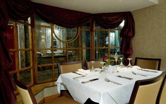 Vujon: Private dining in intimate surroundings