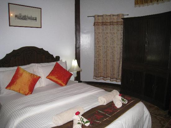 Padre Burgos Castle Resort : my room