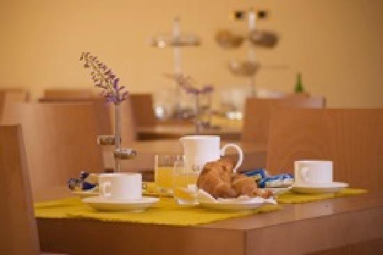 City Hotel Casoria: Dettaglio Breakfast