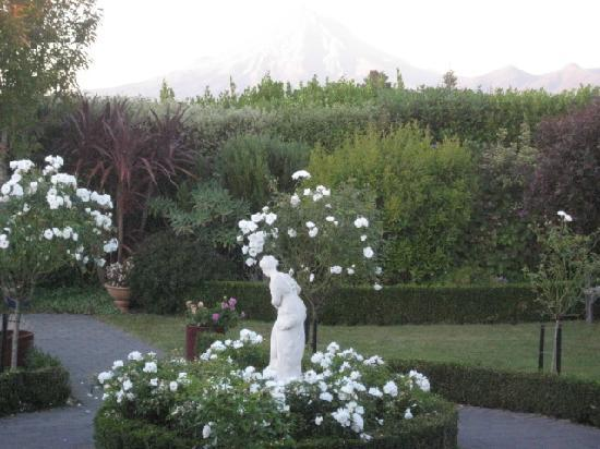 New Plymouth, Nieuw-Zeeland: The beautiful garden