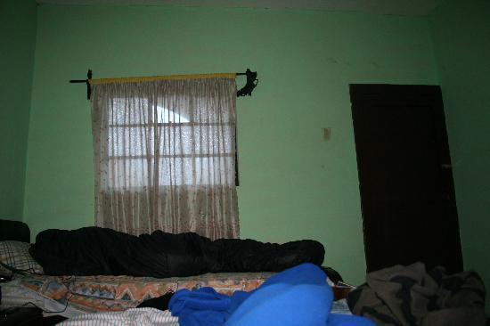 Posada el Refugio: room
