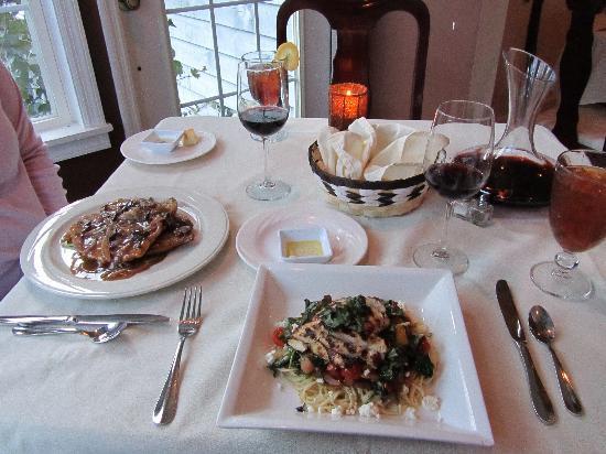 Blue Boar Inn : Awesome Dinner