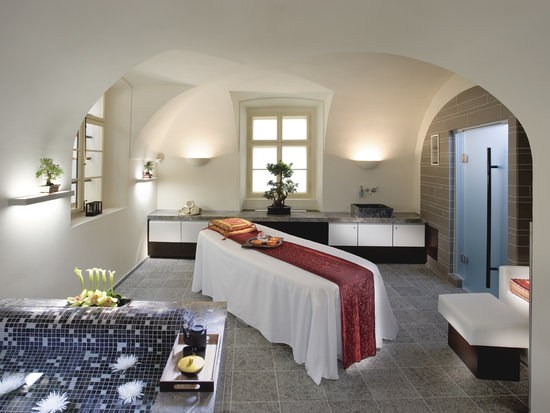 The Spa at Mandarin Oriental, Prague